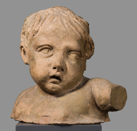 Sculpture – Bust of a Child
