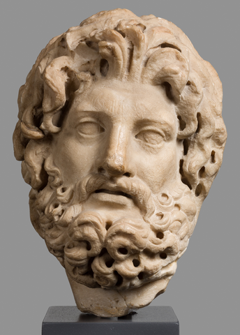 Head of a Man – Jupiter