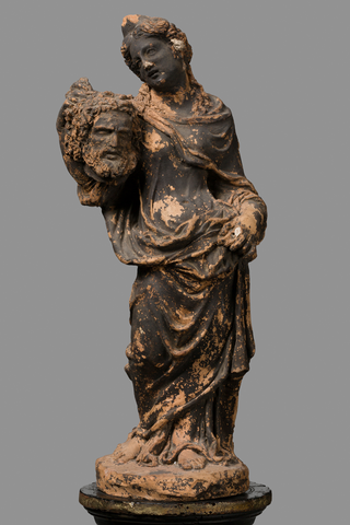 Statuette – Judith with the Head of Holofernes