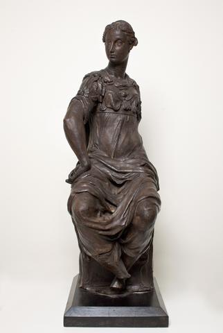 Statue – Allegory of Wisdom